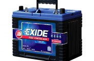 Exide® -  Edge™ Flat Plate AGM Marine Battery