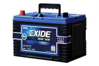Exide® - Edge™ Group 34 Flat Plate AGM Automotive Battery