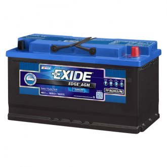 Exide® - Edge™ Flat Plate AGM Automotive Battery