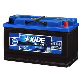Exide® - Edge™ Group L-4/94R Flat Plate AGM Automotive Battery