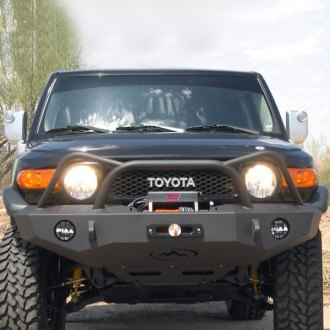 Expedition One® - Trail Series Diamond Style Front Bumper