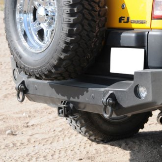 Expedition One® - Trail Series Rear Bumper
