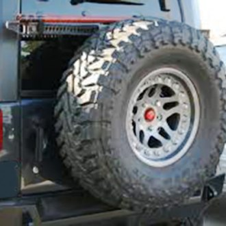 Expedition One® - Tire Carrier Hi-Lift Jack Mount
