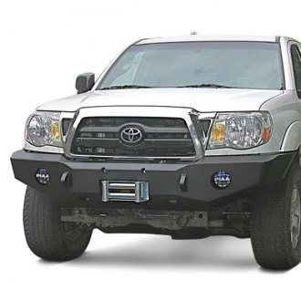 Expedition One® - RangeMax Full Width Raw Front Winch HD Bumper