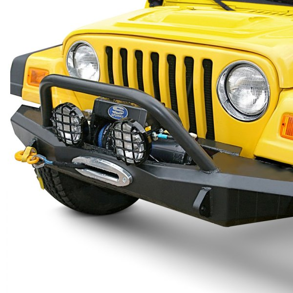 Expedition One® - Trail Series Full Width Front HD Raw Bumper