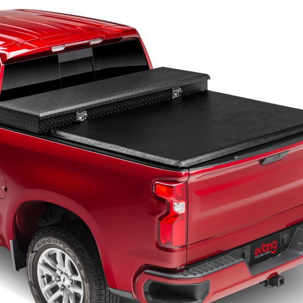 Extang Nissan Titan 2008 Express Tool Box Tonno Soft Roll Up