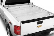 Image may not reflect your exact vehicle! Extang® - Classic Platinum™ Snap Tonneau Cover, Open