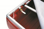 Extang® - FullTilt Tool Box™ Hinged Snapless Seals Tonneau Cover, Quick Release