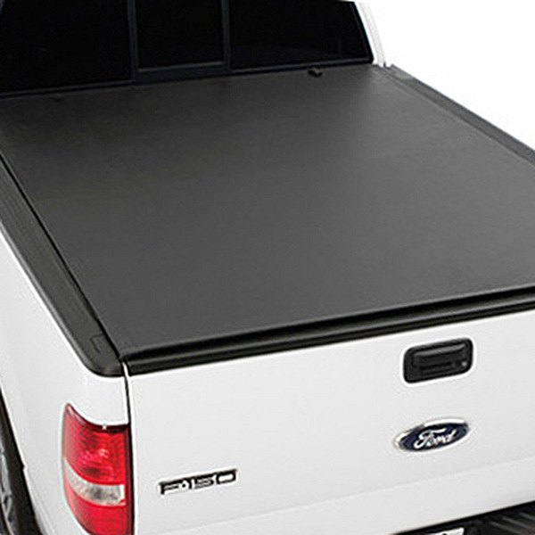 Extang® - Revolution™ Roll-Up Tonneau Cover, Installed