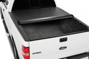 Extang® - Revolution™ Roll-Up Tonneau Cover, Mid Open