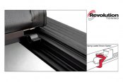 Extang® - Revolution™ Roll-Up Tonneau Cover, Rails Tension System
