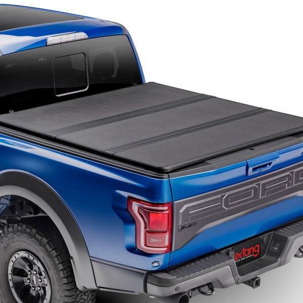 Extang Dodge Ram 2019 Solid Fold 2 0 Hard Tri Fold Tonneau Cover