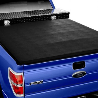 Ford F 150 Tool Box Tonneau Covers Roll Up Folding Hinged