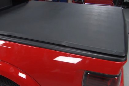 Extang® eMax Tri-Fold Tonneau Cover Featured on Two Guys Garage (Full HD)