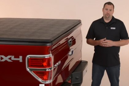 Extang® Trifecta™ Tri-Fold Tonneau Cover Competition (HD)