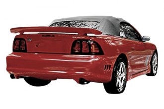 Extreme Dimensions® - Colt Style Rear Bumper Cover