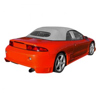 Extreme Dimensions® - Blits Rear Bumper
