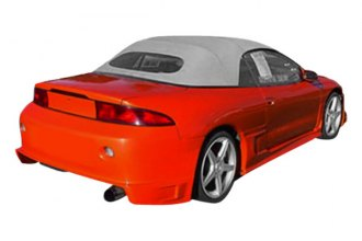 Extreme Dimensions® - Blits Style Rear Bumper Cover