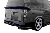 Extreme Dimensions® - Zenith Rear Bumper