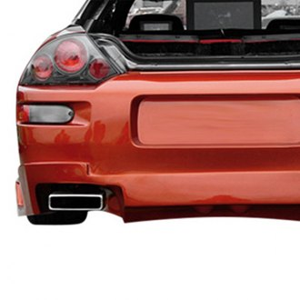 Extreme Dimensions® - Blits Style Rear Bumper Cover (Unpainted)