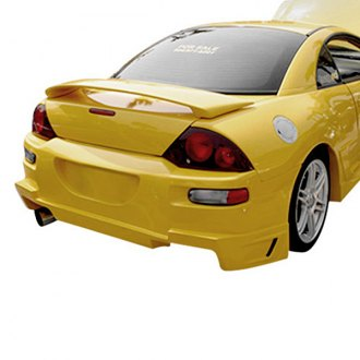 Extreme Dimensions® - Blits Style Side Skirts (Unpainted)