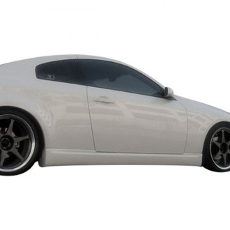 Extreme Dimensions® - I-Spec Style Side Skirts (Unpainted)