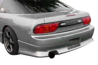 Extreme Dimensions® - V-Speed Style Rear Bumper Cover