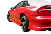 Extreme Dimensions® - Vortex Style Side Skirts