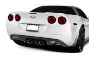 Carbon Creations® - ZR Edition Style Carbon Fiber Rear Diffuser