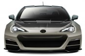 Carbon Creations® - 86-R Style Fiberglass Wide Body Front Bumper Cover