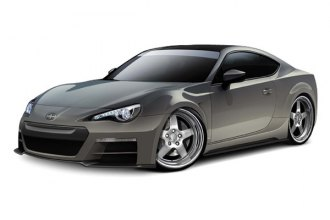 Carbon Creations® - 86-R Style Body Kit
