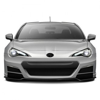Carbon Creations® - 86-R Style Fiberglass Front Bumper Cover