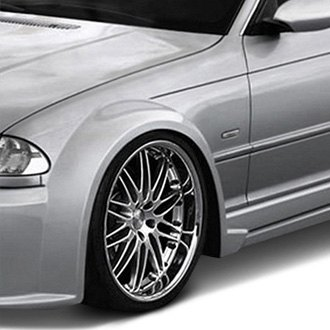 Duraflex® - I-Design Wide Body Front Fender Flares