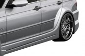 Duraflex® - I-Design Wide Body Rear Fender Flares