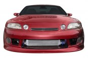 Duraflex® - V-Speed Style Wide Body Front Bumper Cover
