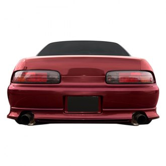 Duraflex® - V-Speed Style Wide Body Rear Bumper Cover