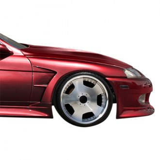 Duraflex® - V-Speed Style Wide Body Front Fenders