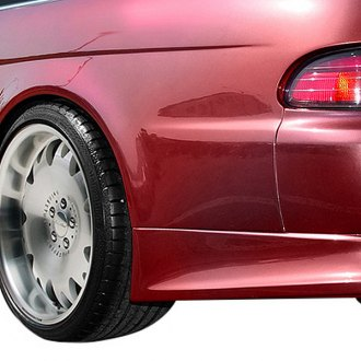 Duraflex® - V-Speed Style Wide Body Rear Fender Flares