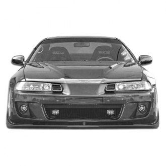 Duraflex® - M-Speed Style Front Bumper Cover