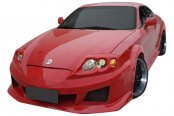 Duraflex® - Raine Style Wide Body Front Bumper Cover