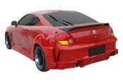 Duraflex® - Raine Style Wide Body Rear Bumper Cover