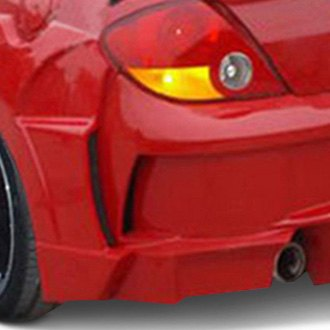 Duraflex® - Raine Style Wide Body Rear Fender Flares