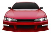 Duraflex® - WX-9 Style Front Bumper Cover