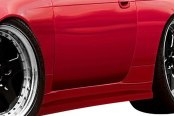 Duraflex® - WX-9 Style Side Skirts