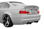 Duraflex® - CSL Look Rear Wing Trunk Lid Spoiler