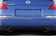 Duraflex® - V-Speed Wing Trunk Lid Spoiler