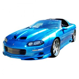 Couture® - Vortex Style Side Skirts (Unpainted)