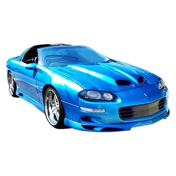 Extreme Dimensions® 103855 - Vortex Style Body Kit (Unpainted)