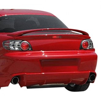 Extreme Dimensions® - M-1 Style Rear Bumper Cover (Unpainted)