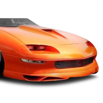 Couture® - Vortex Style Front Bumper Lip Under Spoiler Air Dam (Unpainted)